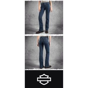 Used, Harley Davidson Motorcycle Jeans for sale